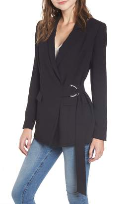 Chelsea28 Side Tie Jacket