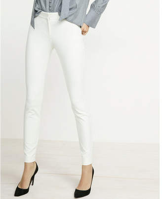 Express Mid Rise Skinny Pant $79.90 thestylecure.com