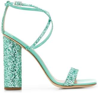 Giuseppe Zanotti Design sequinned Atollo sandals