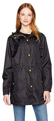 Joules Women's Golightly Waterproof Pack-Away Jacket