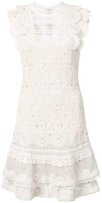Jonathan Simkhai ruffled mini dress