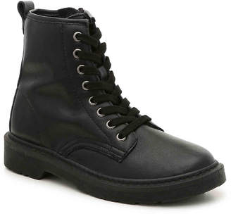 Steve Madden Cole Combat Boot - Women's