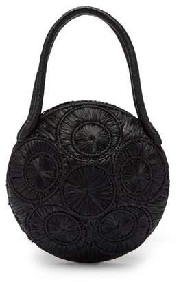 c598088a9a03 SABA Sophie Anderson Woven Raffia Bag - Womens - Black