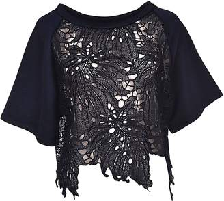 Brand Unique Lace Detail Blouse