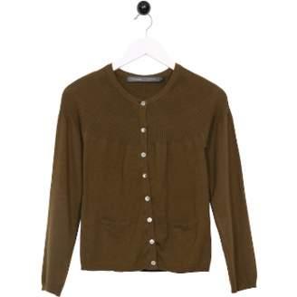 Bric A Brac Bric-a-brac - Morab cardigan olive - XL - Green/Brown