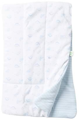 Little Me Dinos Puff Blanket