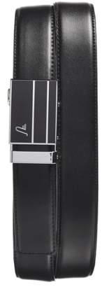 Mission Belt 'Black Magic' Leather Belt