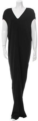 Rick Owens Floating Maxi Dress $345 thestylecure.com