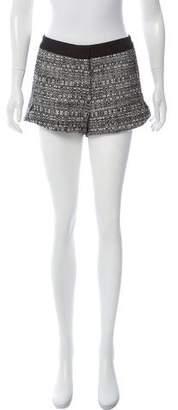 Robert Rodriguez Patterned Mini Shorts
