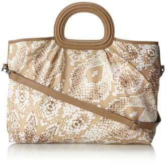 Echo The Congo Lafayette Satchel Top Handle Bag
