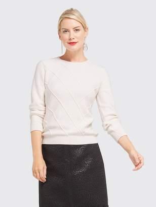 Draper James Argyle Sweater
