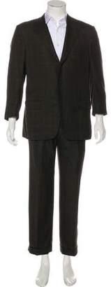 Kiton Cashmere Notch-Lapel Suit
