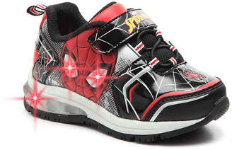 Marvel Spiderman Toddler Light-Up Sneaker - Boy's