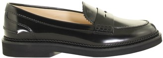 Tod's Tods Black Loafers