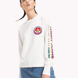Tommy Hilfiger Capsule Collection Long-Sleeve Sailing T-Shirt