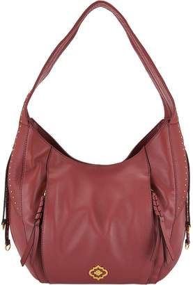 Oryany Pebble Leather Veronica Hobo
