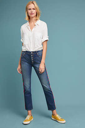 Pilcro and the Letterpress Pilcro High-Rise Relaxed Straight Jeans
