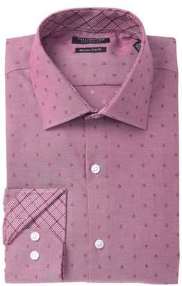 Tailorbyrd Maxwell Trim Fit Dress Shirt