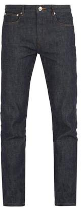 A.P.C. Petit Standard Slim Leg Jeans - Mens - Indigo
