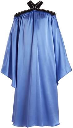 Roksanda Luella off-the-shoulder dress