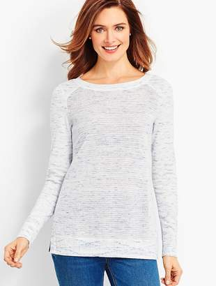 Talbots Textured Tunic