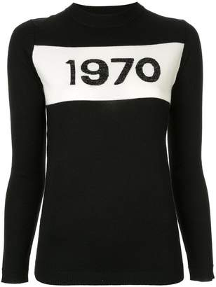 Bella Freud 1970 knit sweater