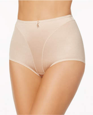 Leonisa Light Tummy-Control High-Cut Thong-Silhouette Panty 01214