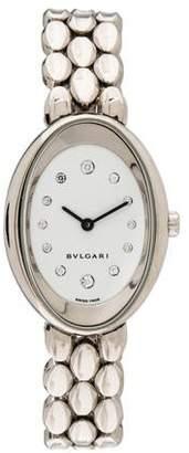 Bvlgari Ovale Watch