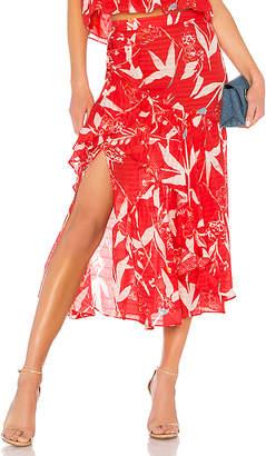 Tanya Taylor Sia Skirt