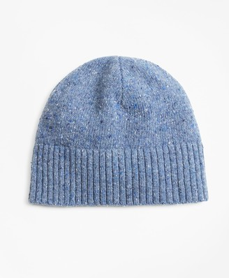 083e264866e ... Brooks Brothers Merino Wool Donegal Knit Hat