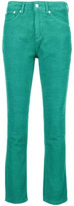 Officine Generale slim-fit corduroy trousers