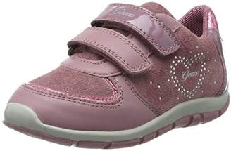 Geox Girls' Shaax 16 Sneaker