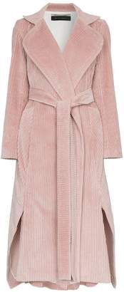 Roland Mouret Marvin cotton trench coat