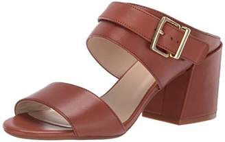 Kenneth Cole New York Women's Hannon 2 Way Adjustable Strap Heeled Sandal
