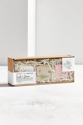 Fig + Moss For UO Herb + Flower Shower Steamer Trio