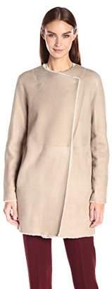 Theory Women's Nyma F Light Merino Coat $1,399 thestylecure.com