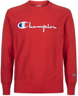 Champion Embroidered Logo Sweater