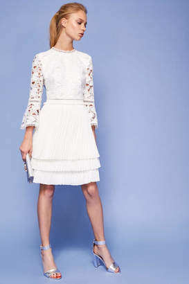 Ted Baker White Lace Dress