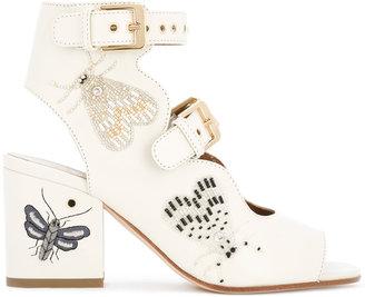 Laurence Dacade Noe sandals $1,090 thestylecure.com