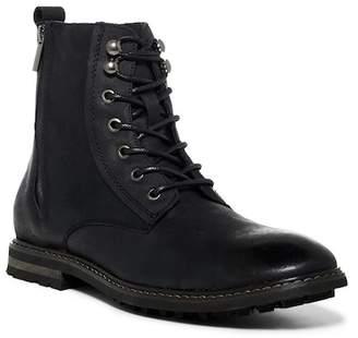 Robert Wayne Thomas Lace-Up Zip Boot