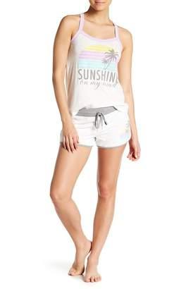 PJ Salvage Sunshine On My Mind PJ Shorts