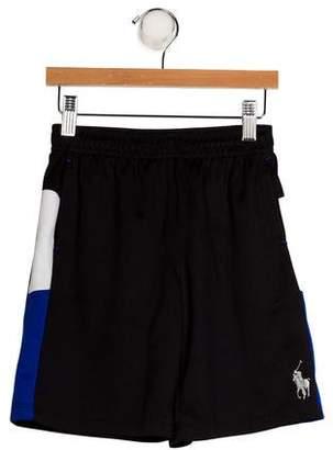 Polo Ralph Lauren Boys' Basketball Shorts
