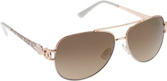 Women's RocaWear R567 Aviator Sunglasses $54.95 thestylecure.com