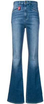 Philosophy di Lorenzo Serafini flared jeans