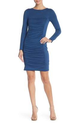 Spense Front Ruched Dress