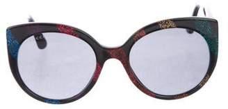 Gucci Urban Cat-Eye Sunglasses