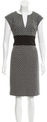 Trina Turk Sleeveless Knee-Length Dress $80 thestylecure.com