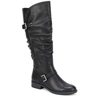White Mountain Women's LIDA Knee High Boot