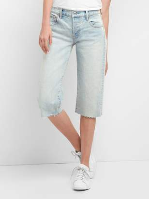 Gap Cone Denim High Rise Super Crop Jeans