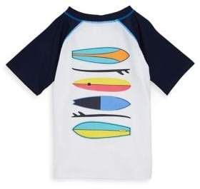 Appaman Baby's, Toddler's, Little Boy's& Boy's Surfboard Graphic Rashguard
